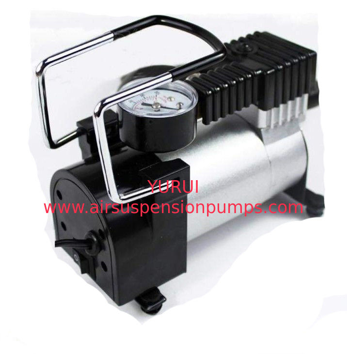 Handy 12v Metal Air Compressor High Work Pressure 2.25kgs With Watch 140 Psi