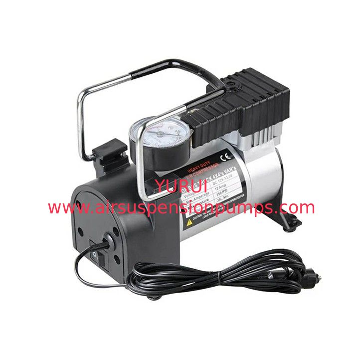 12v Portable High Pressure Air Compressor 140 PSI One Year Warranty