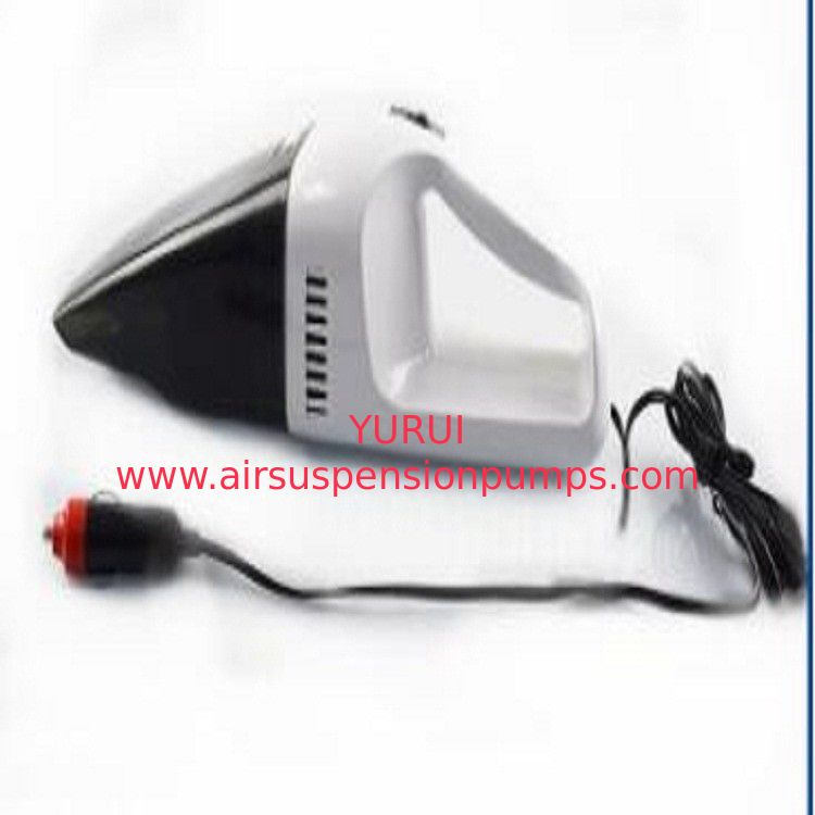 Automobile Small Handheld Vacuum Cleaner White Color Ce Rohs Certificated