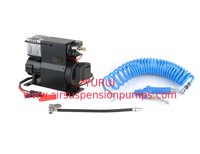 12v / 24v High Power Air Suspension Pump 8.8CFM Max Working Pressure 90PSI