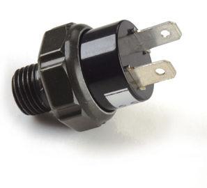 Черные пневматические штуцеры пневматического насоса/пластиковый переключатель давления компрессора воздуха 12в
